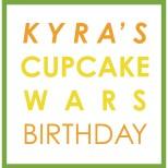 CUPCAKE WARS KYRA
